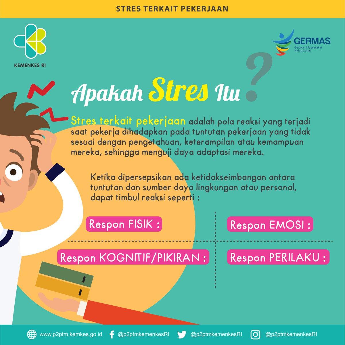 Stres Terkait Pekerjaan, Apakah Stres itu
